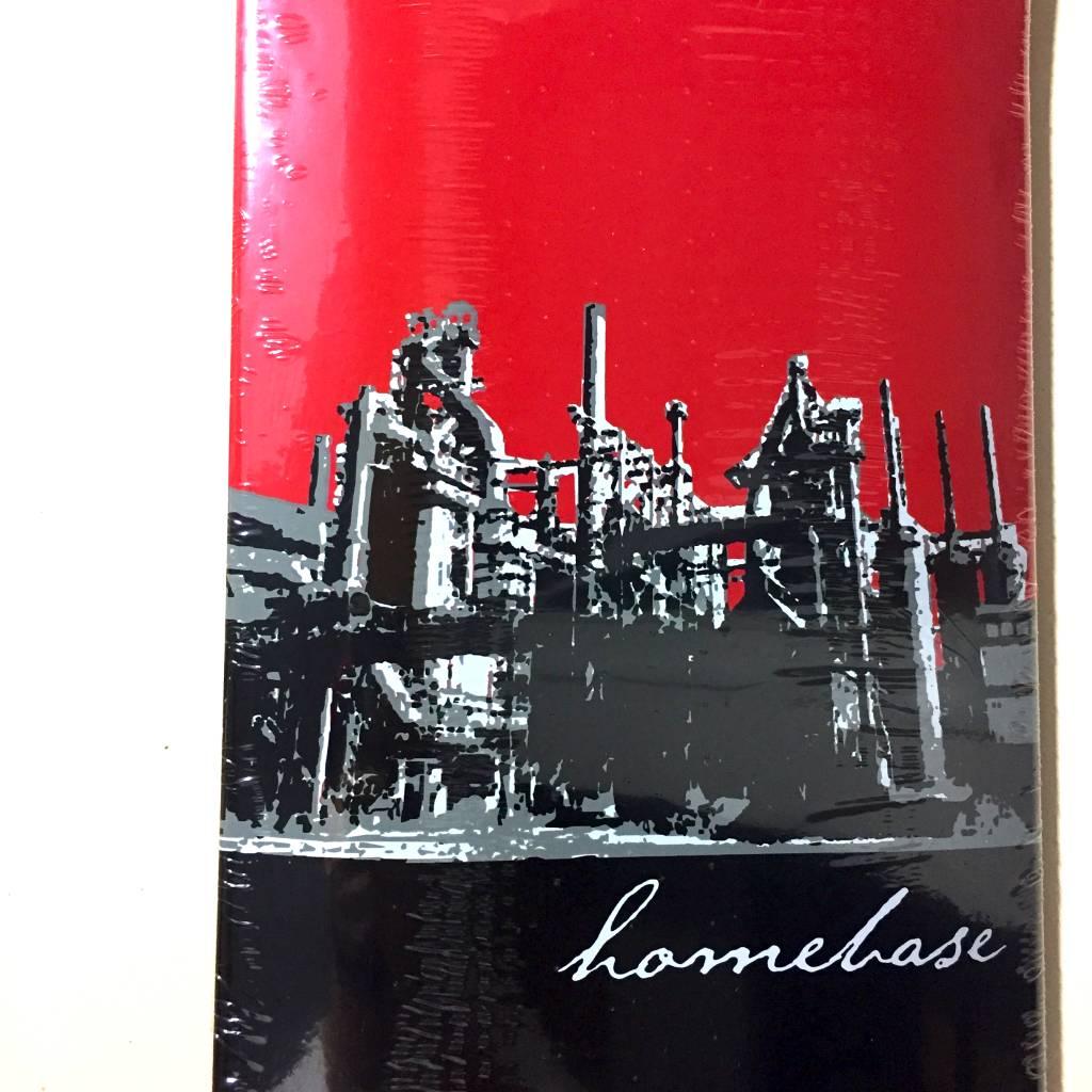HOMEBASE HARDGOODS Homebase Steel Stacks Deck