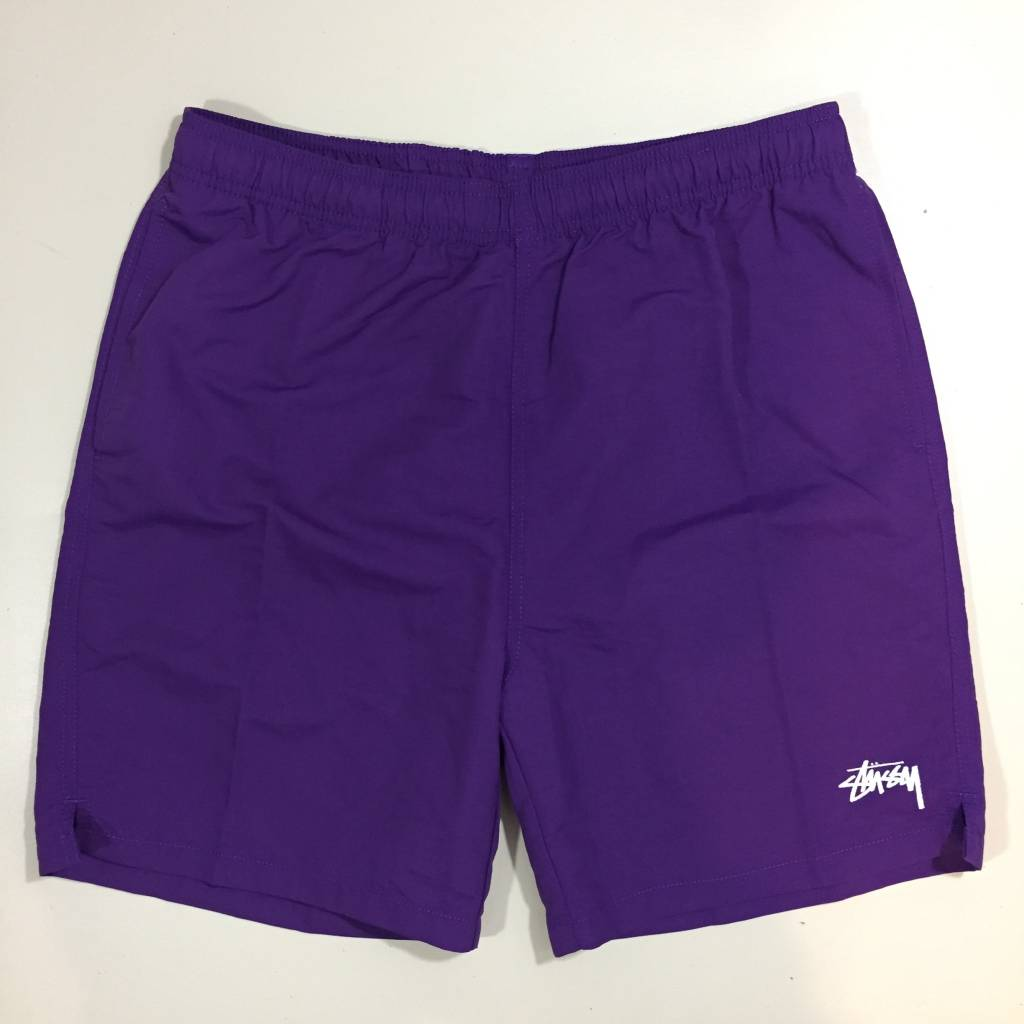 STUSSY Stock Water Short Pant Purple
