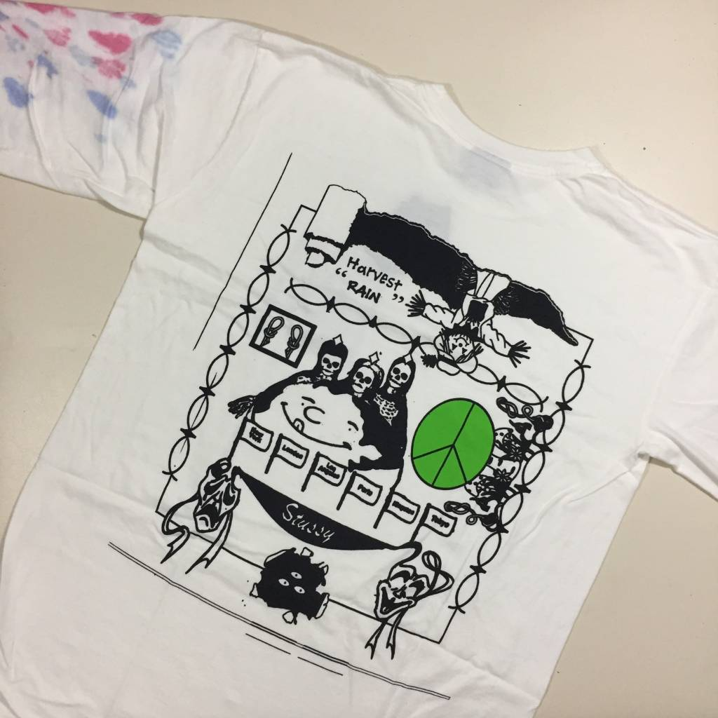 STUSSY Harvest Rain LS T-Shirt