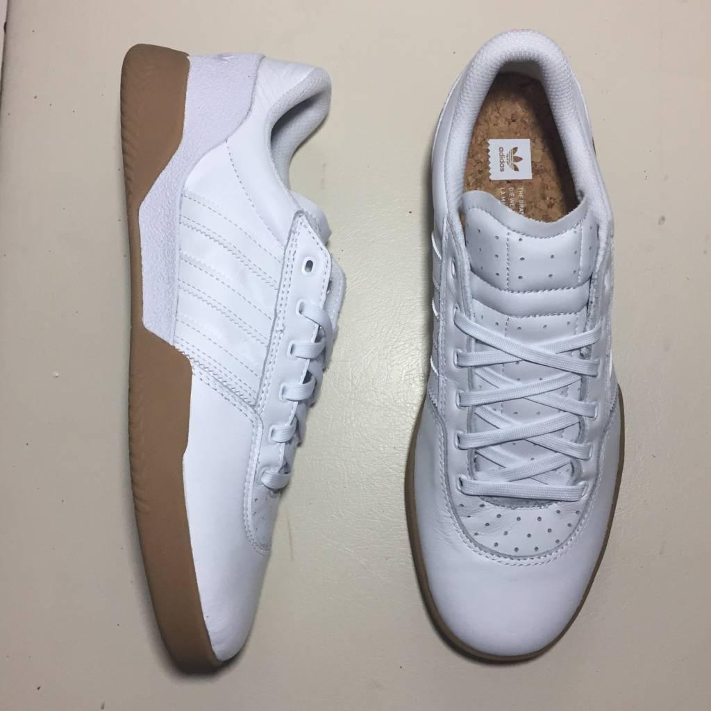 ADIDAS FOOTWEAR City Cup Shoe White Gum