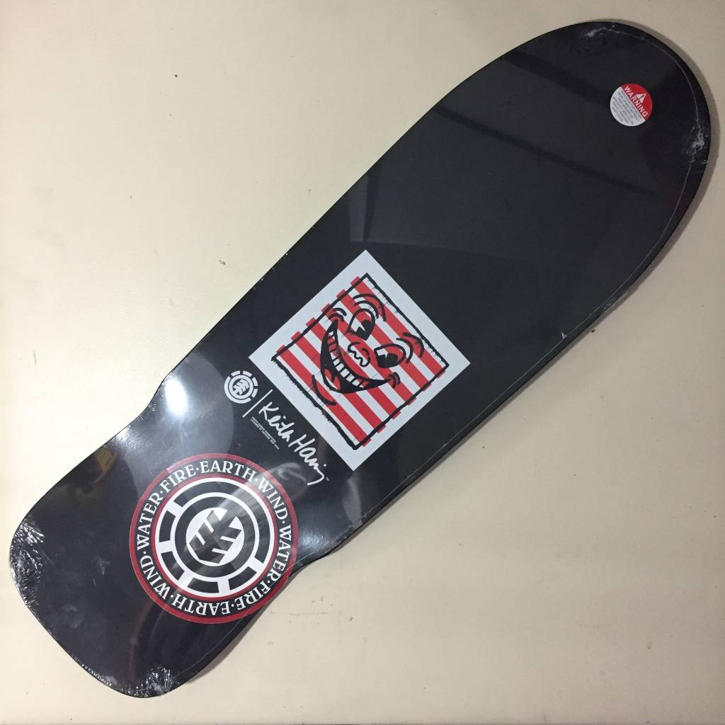 ELEMENT Element x Keith Haring Deck 1984 Shape 9.5