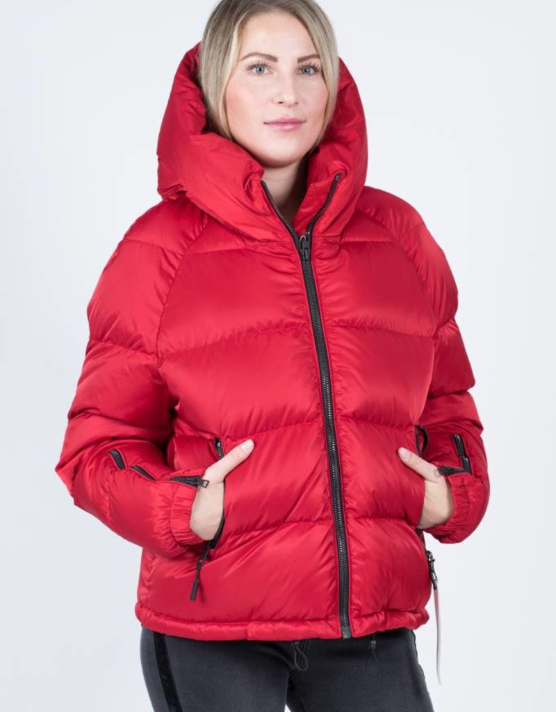 Soia & Kyo Briney Medium Down Puffer Jacket