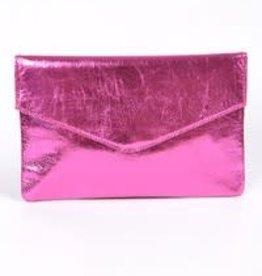 Bag Boutique Foil Clutch