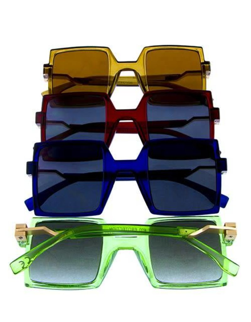Ocean & Land Square Fashion Frames