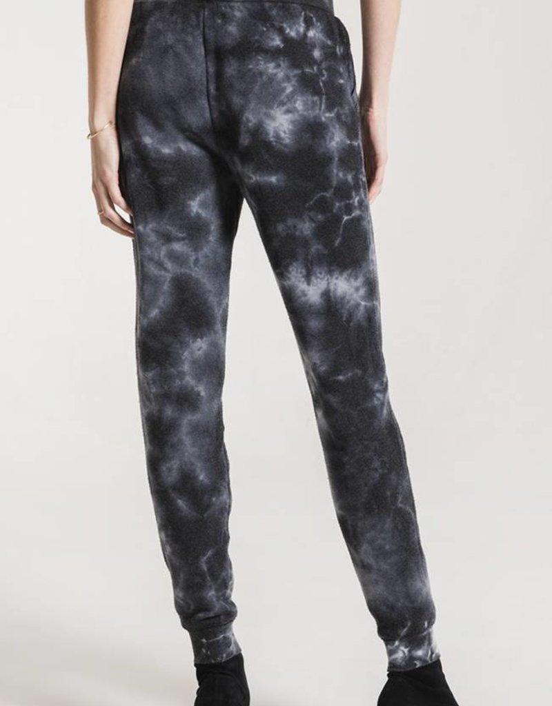 Z Supply Tie-Dye Loft Fleece Jogger Pant