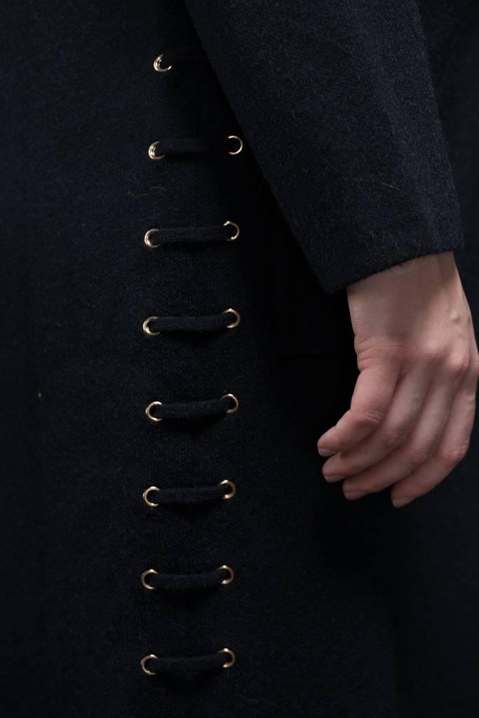 Molly Bracken Coat w/ Side Detail