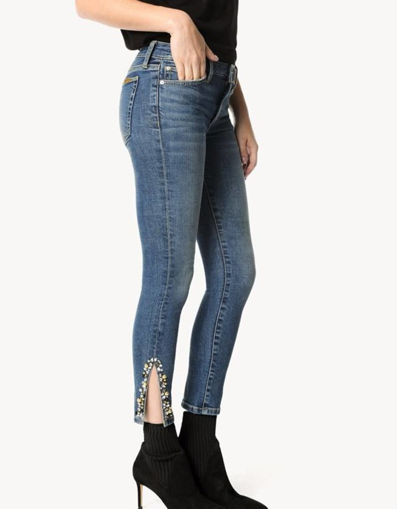 Icon Ankle Gem Jeans