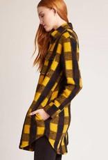 BB Dakota Plaid Company Coat