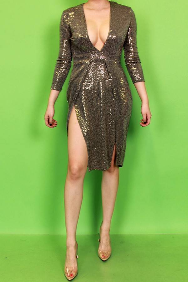 Capsule All That Glitters Dress