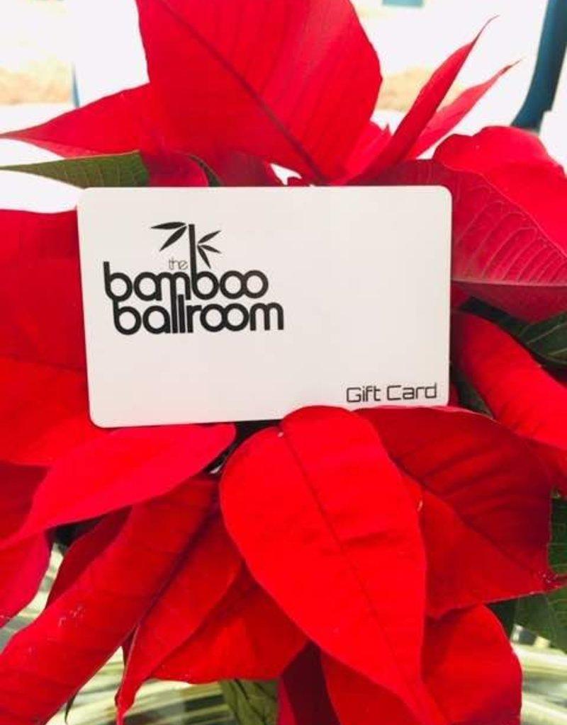 GIFT CARD - $200 + bonus $40 card!