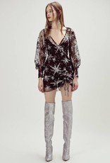 For Love And Lemons Stardust Mini Dress
