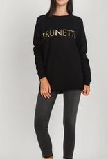 Brunette Brunette Crew Gold