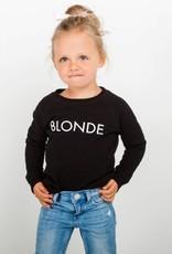 Brunette Blonde Kids Crew