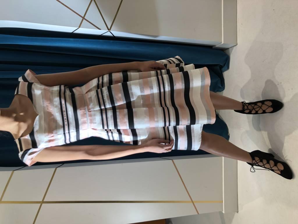 YUMI - Striped Dress