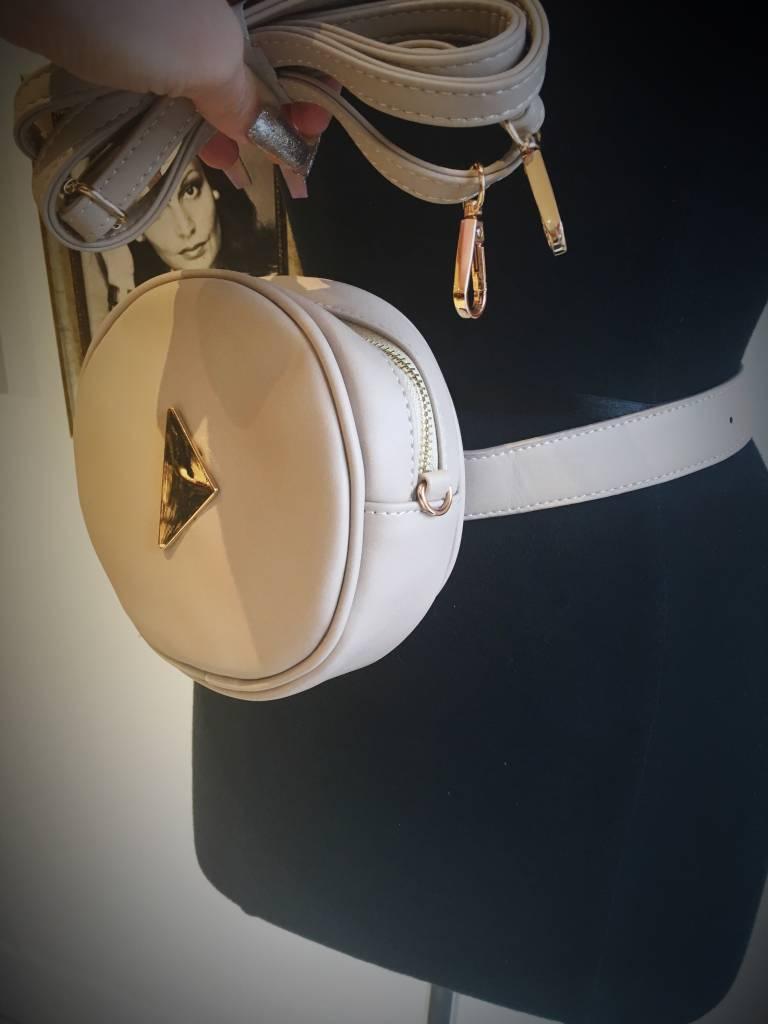 Bag Boutique Round Belt Bag