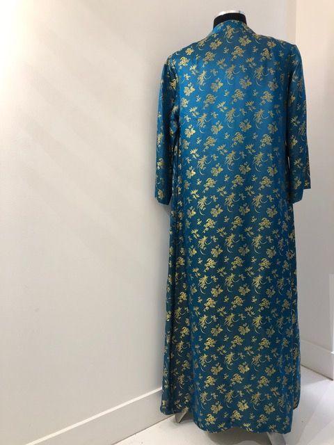 3 of Clubs Silk Kimono