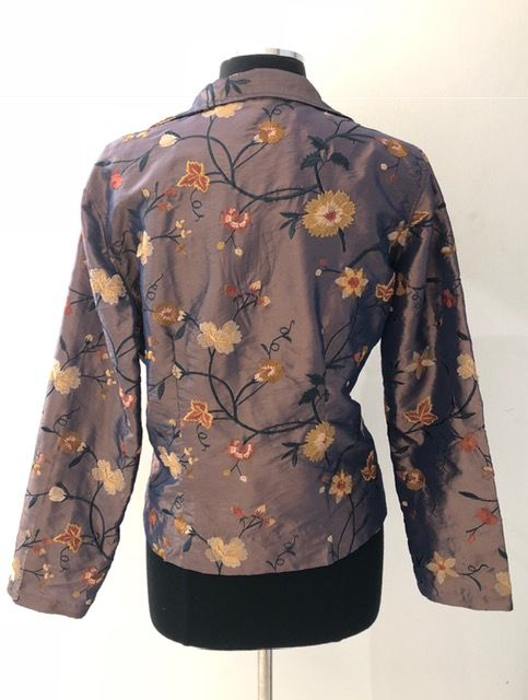4 of Clubs Asian Inspired Blazer