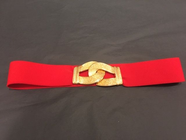 4 of Hearts Red Belt
