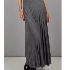 Molly Bracken Molly Bracken Knitted Skirt Premium Grey WT06A18