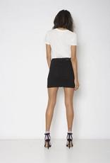 Neon Blonde Neon Blonde Tease Tie Up Skirt black