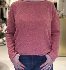 JOHN + JENN Sawyer Crop Sweater
