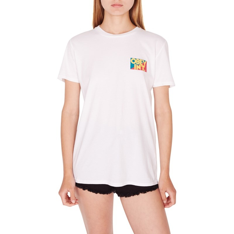 OBEY Obey Int. Visage Free Trade Tee