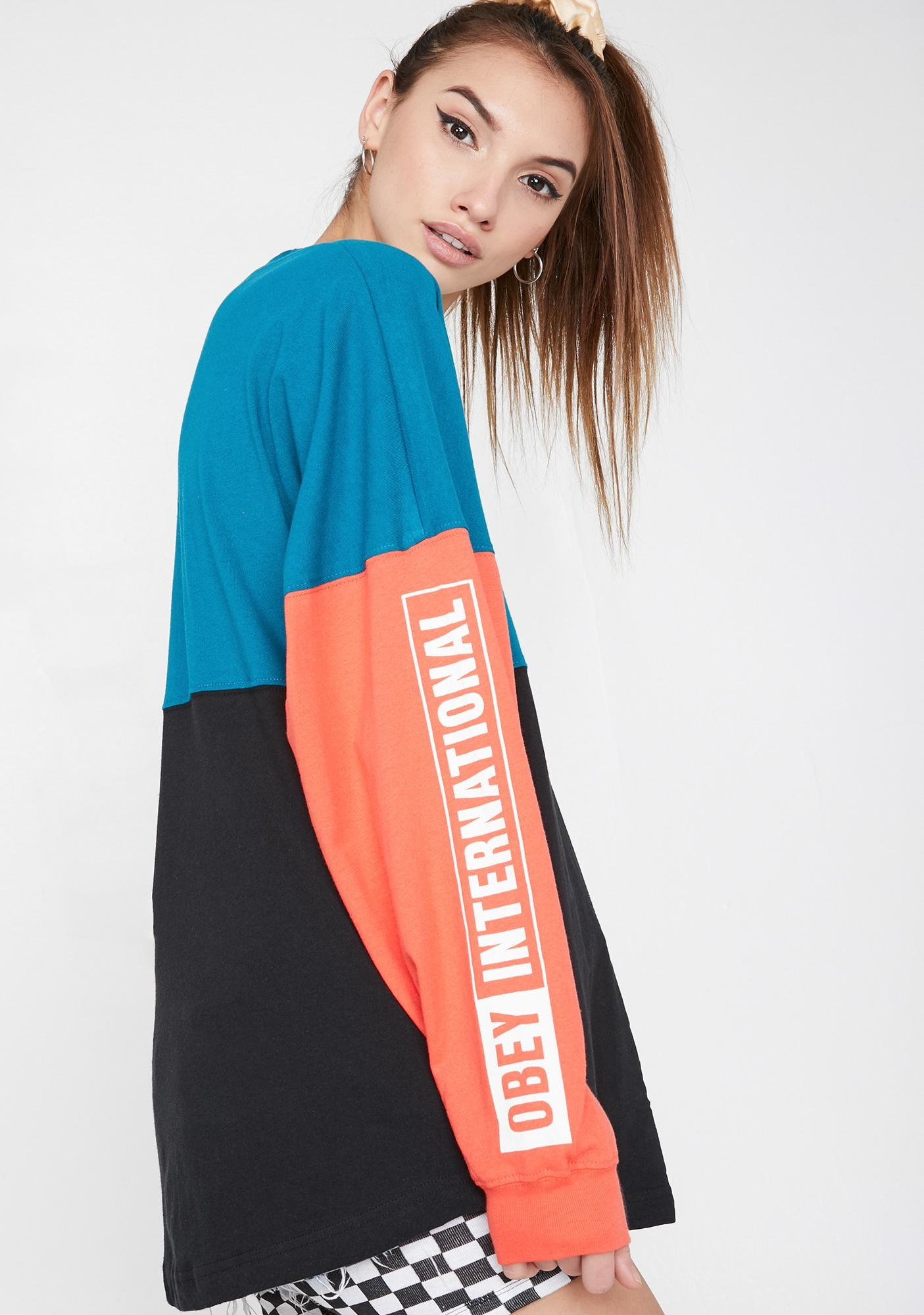 OBEY Addison Top