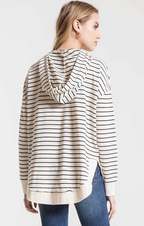 Z Supply The Stripe Dakota Pullover