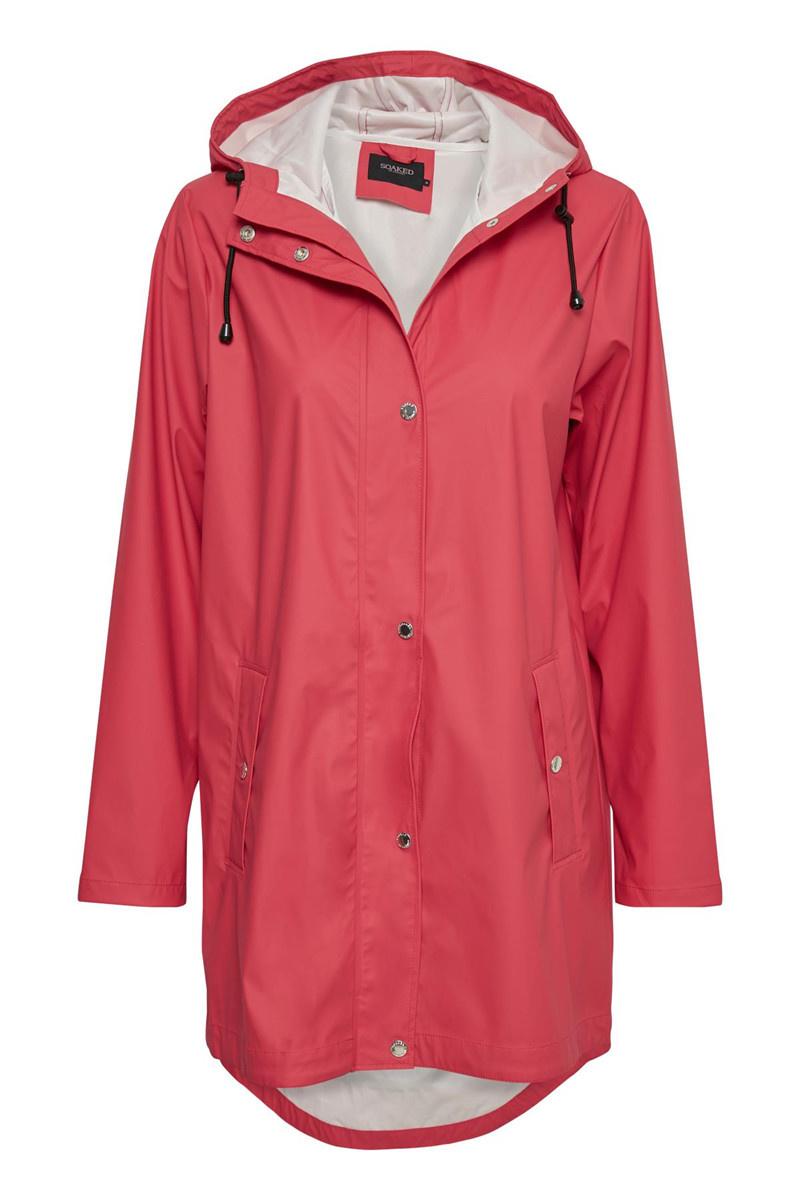 Soaked In Luxury Suzy Rain Jacket