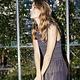 Numph Joaquina Stripe Summer Dress