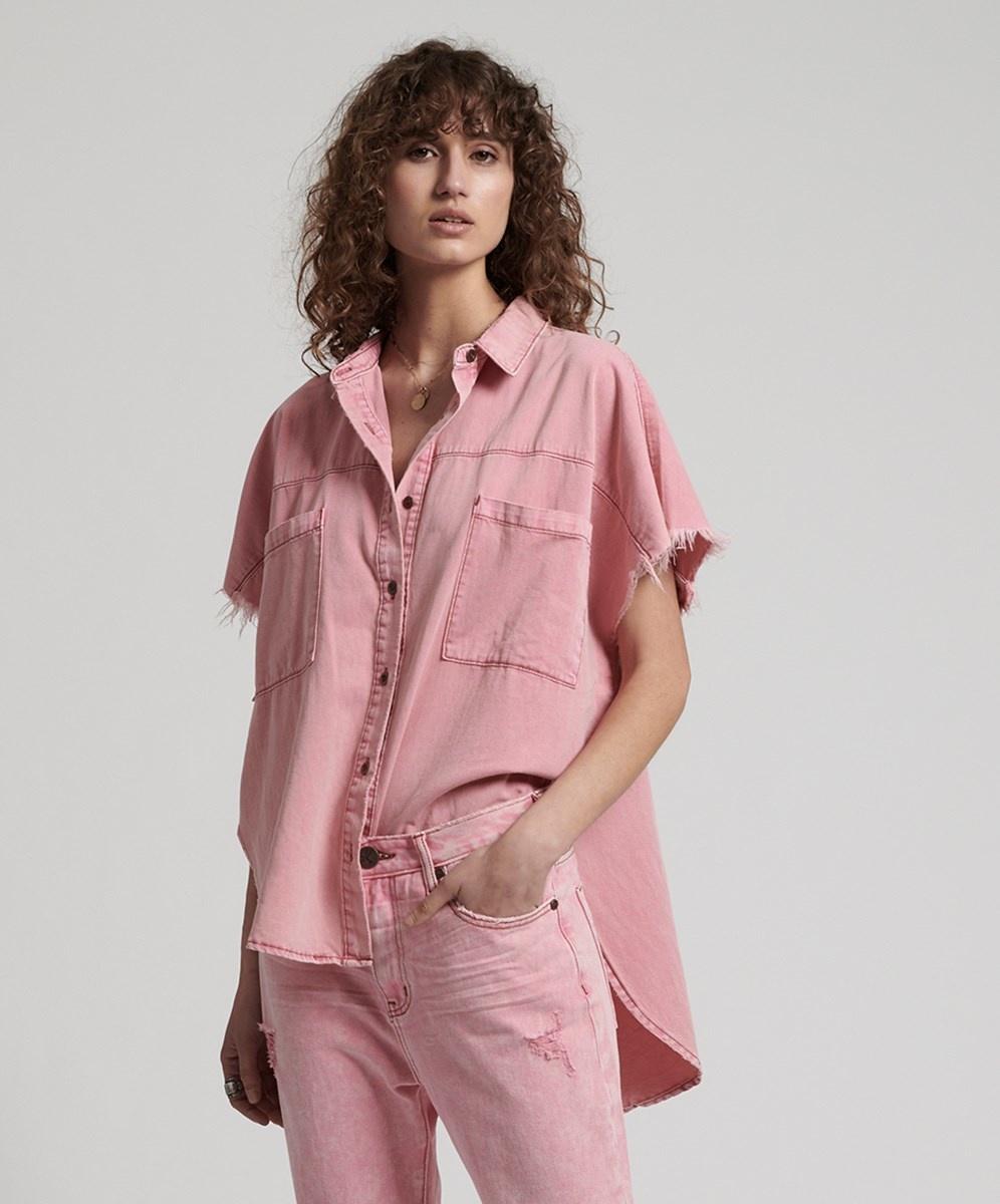 One Teaspoon Daria Shirt