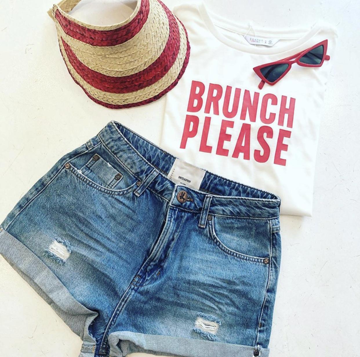 Brunch Please T-Shirt