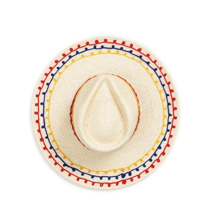 Brixton Joanna Embroidered Hat