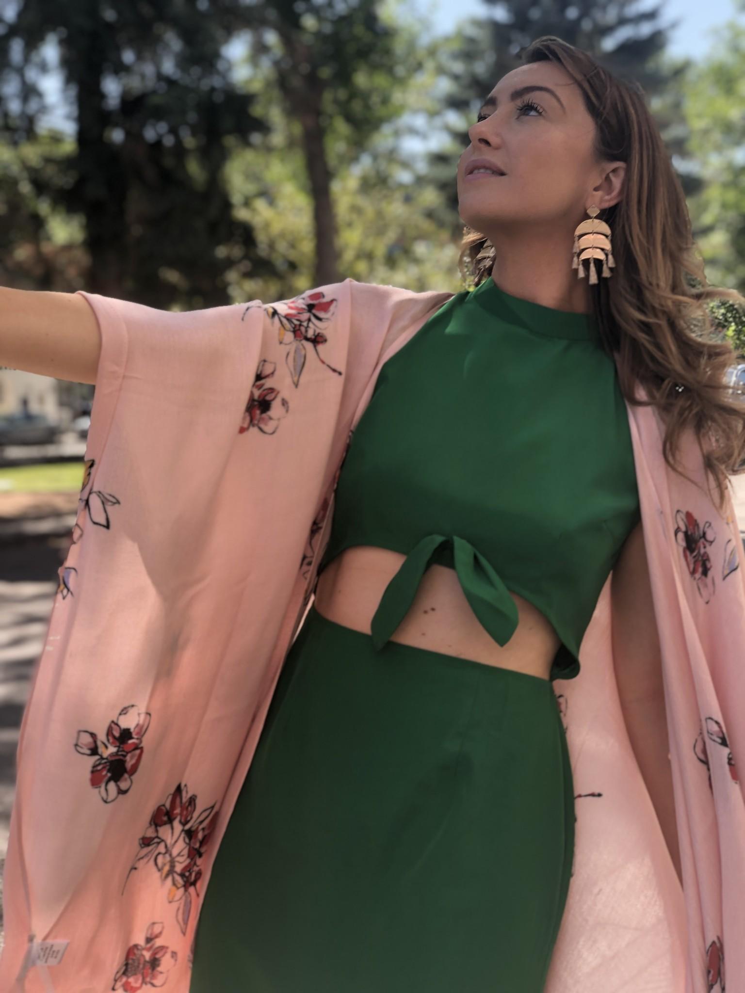 Gentlefawn Floral Dream Kimono