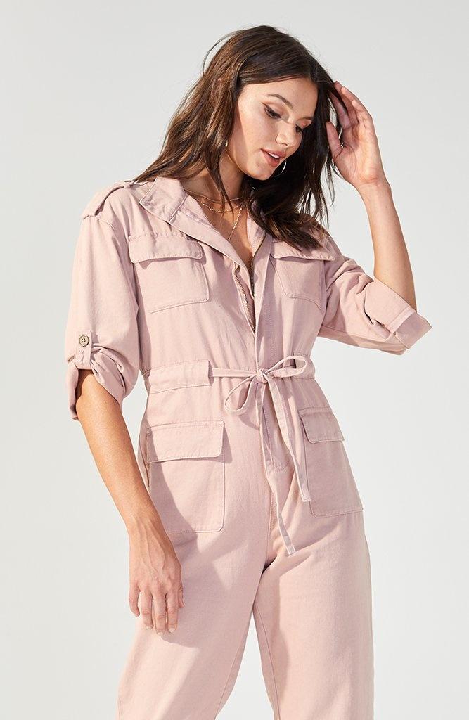 Mink Pink Work It Boiler Suit