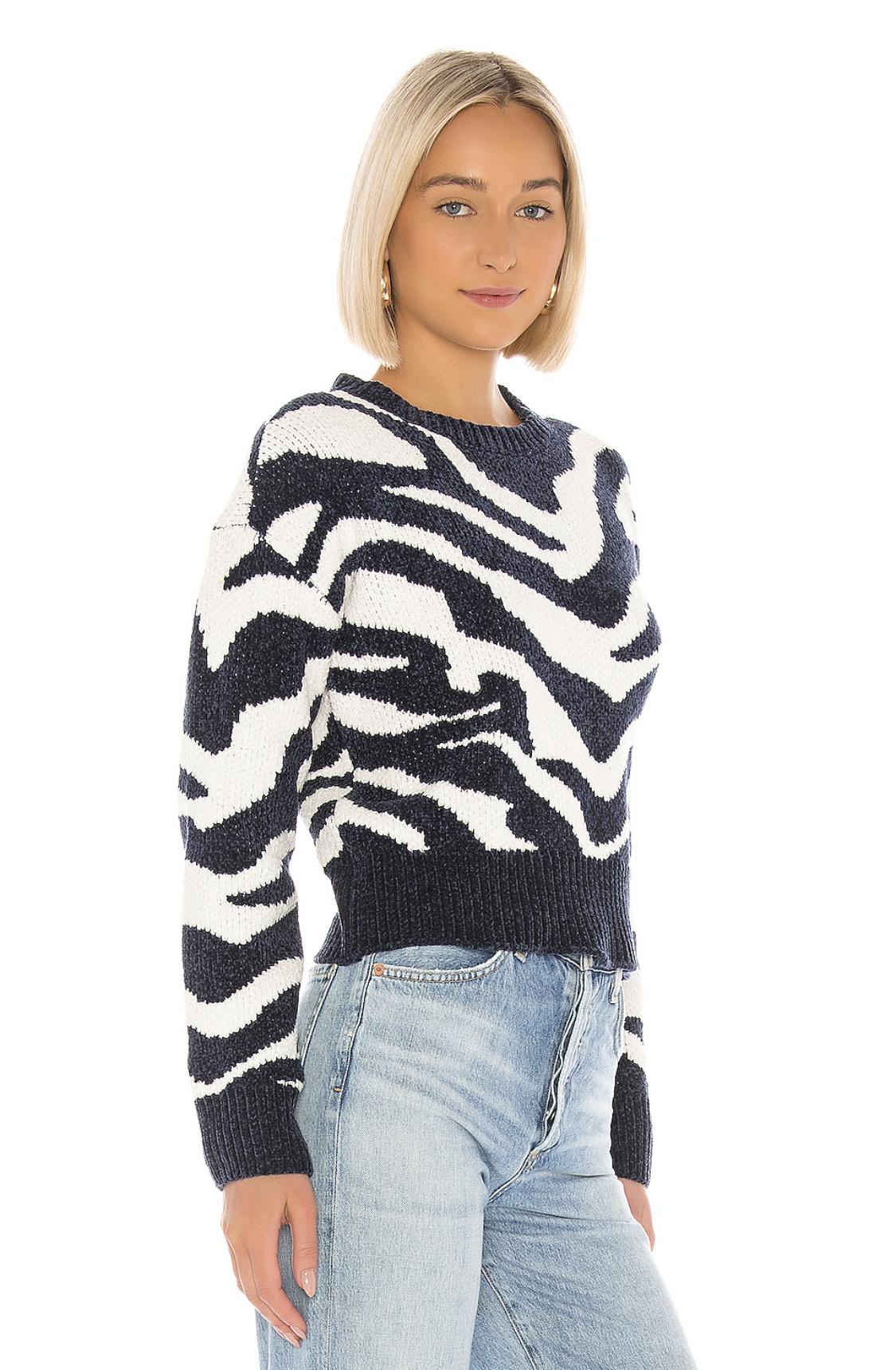 Mink Pink Wild Winter Sweater