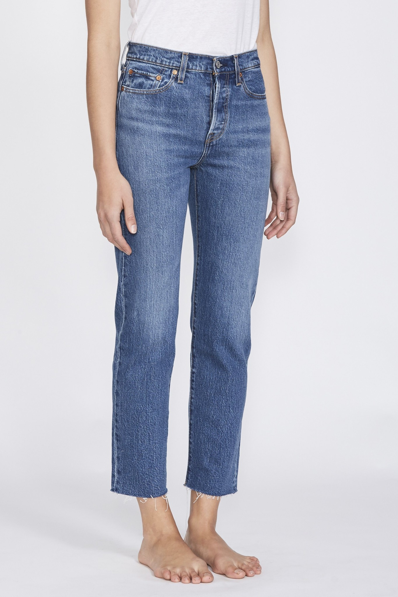 Levi's Wedgie Straight Jean