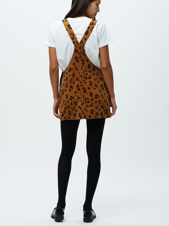 OBEY Abbott Leopard Dress