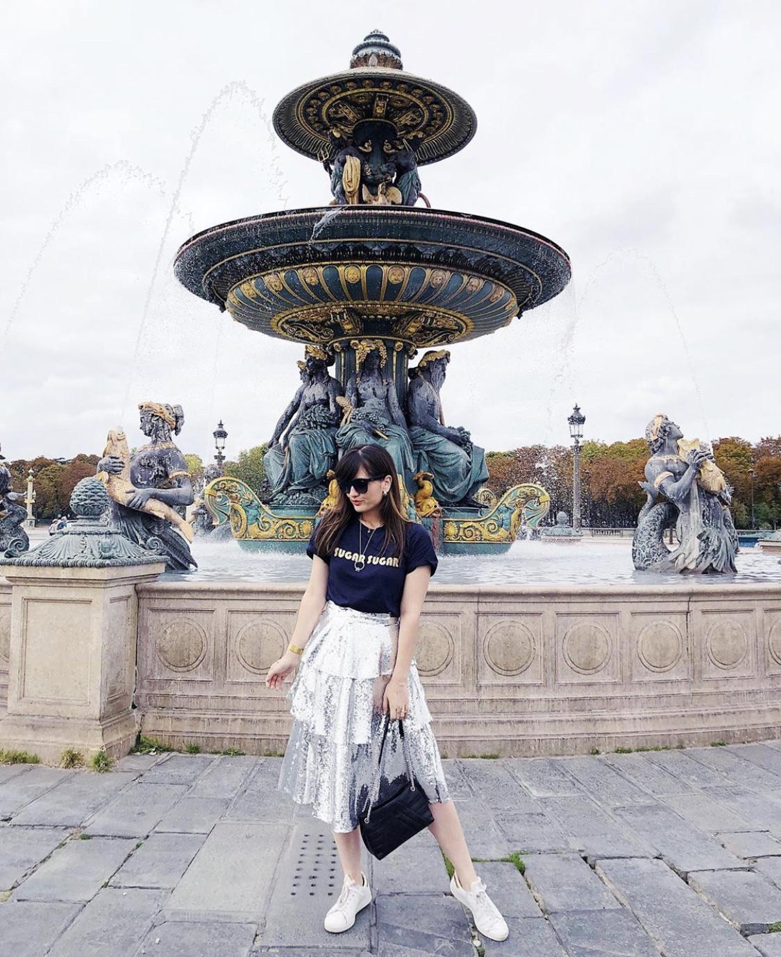 FRNCH Evaleen Skirt