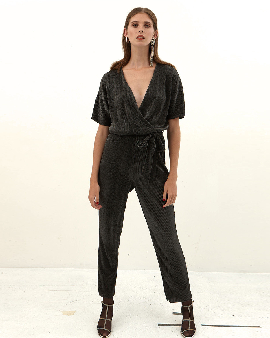 Soaked In Luxury Rylee Jumpsuit