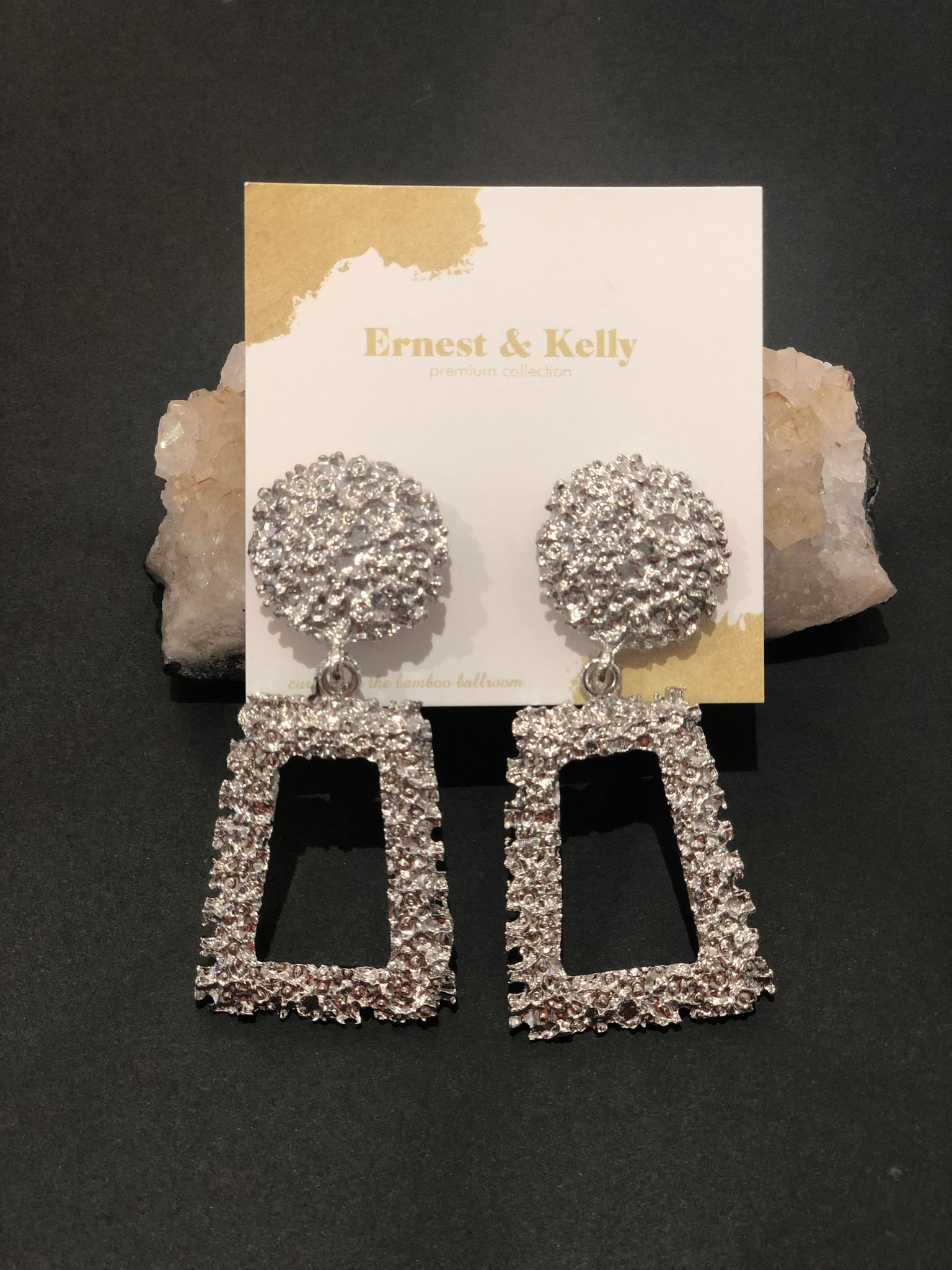 Ernest & Kelly Gabriella Drop Earring