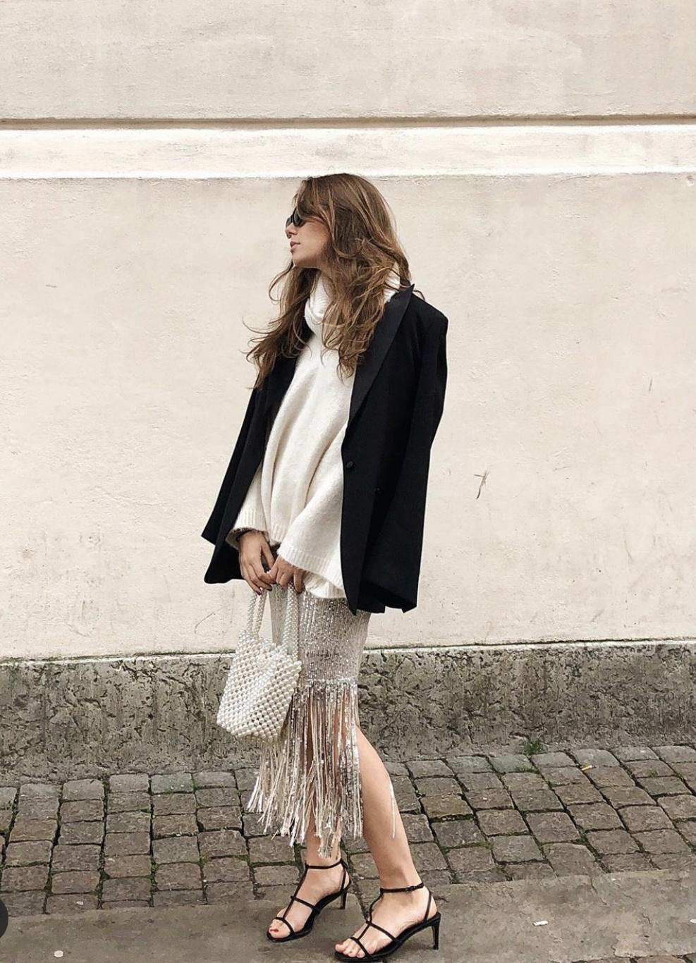 Soaked In Luxury Nicole Skirt
