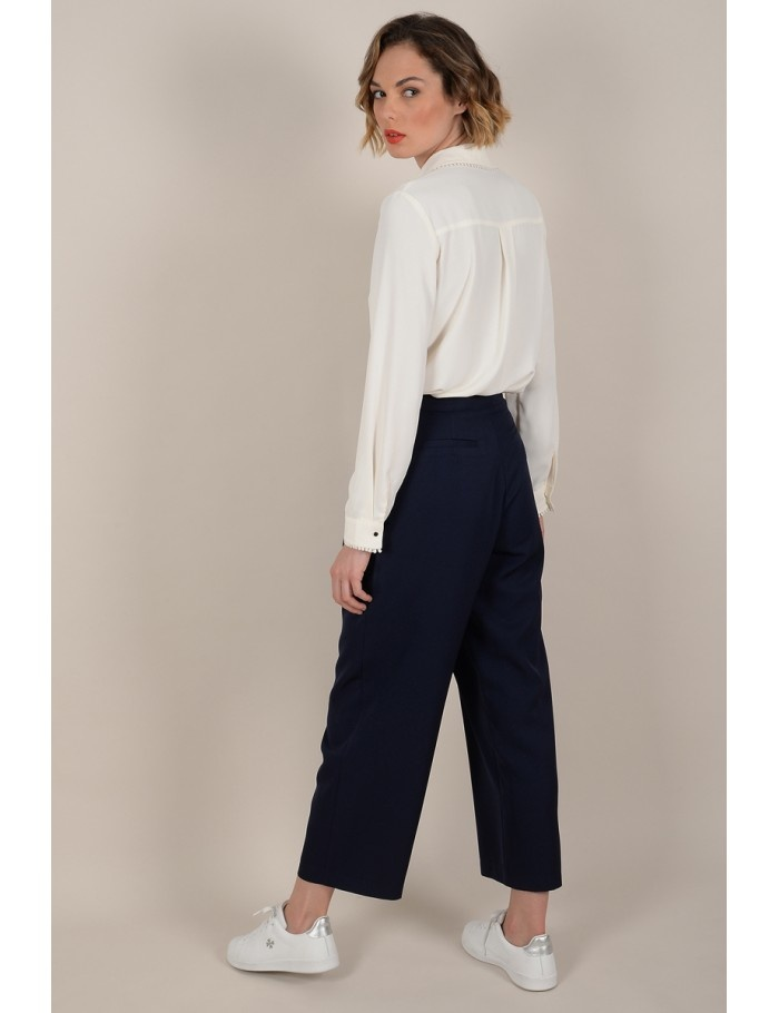 Molly Bracken Wide Leg Pants