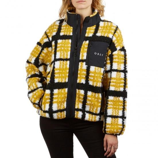 OBEY Hudson Sherpa Coat
