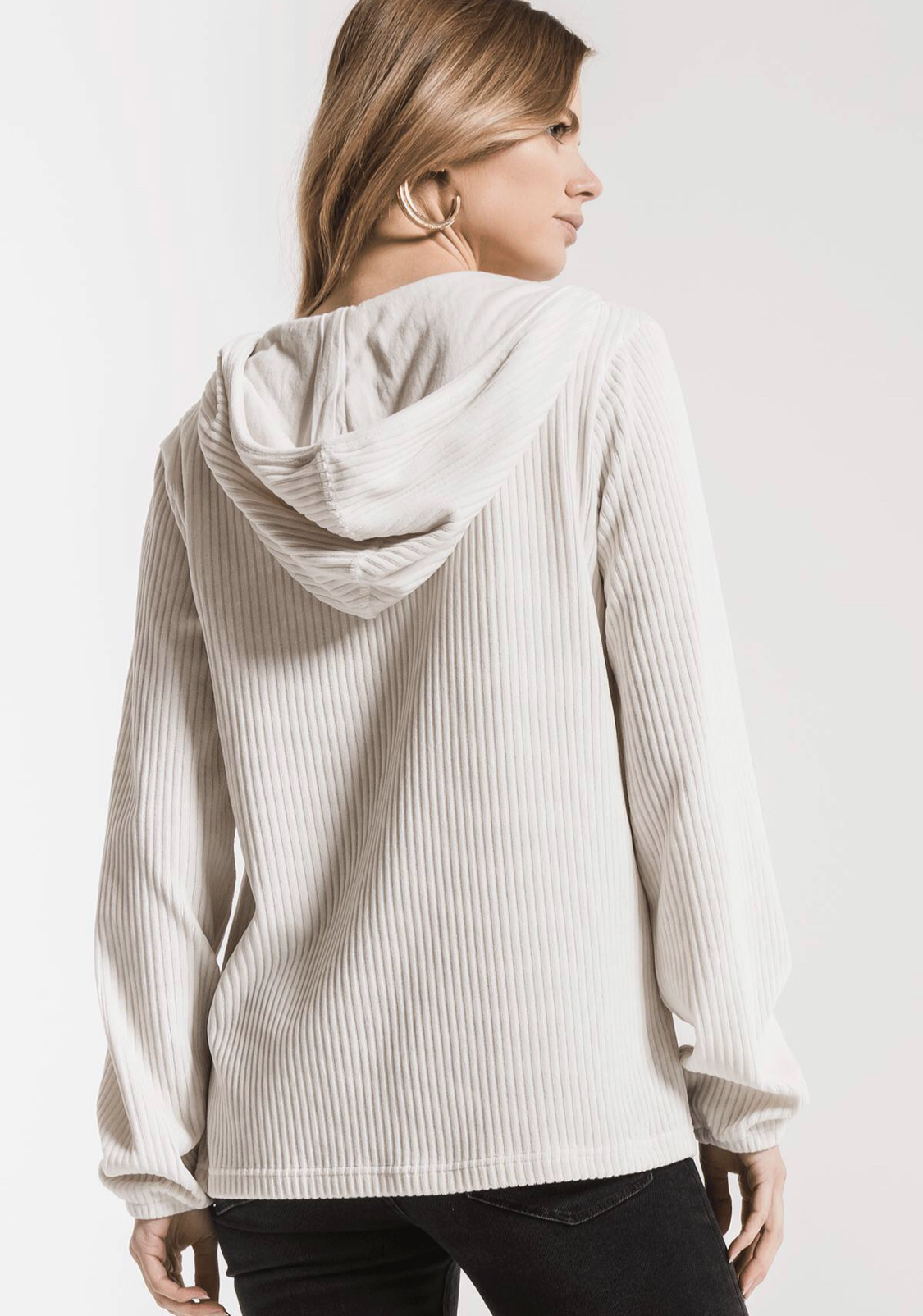 Z Supply Soft Cord Pullover