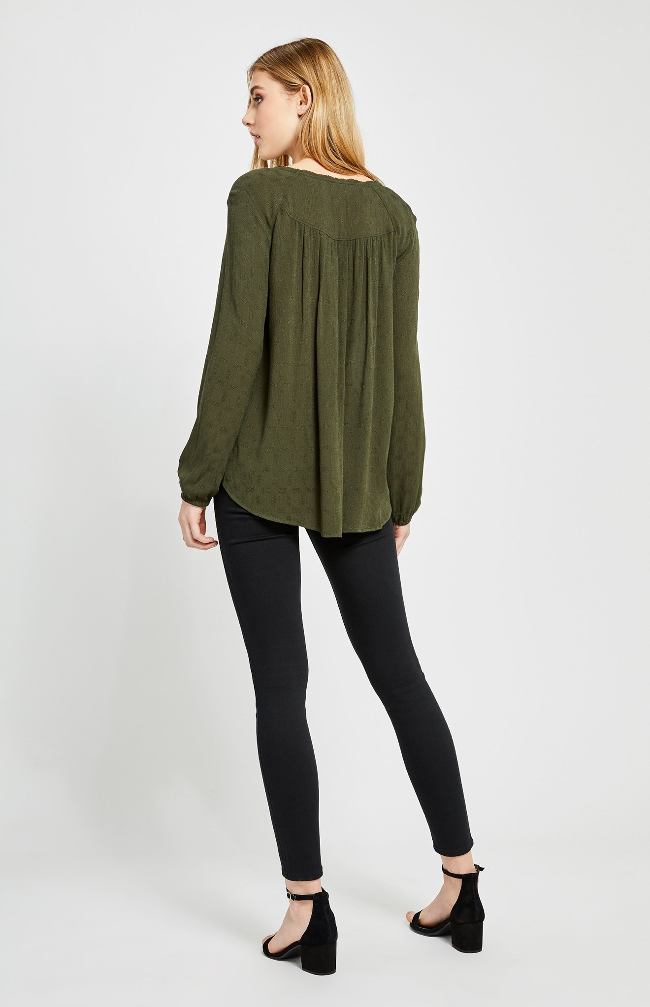 Gentlefawn Emma Blouse