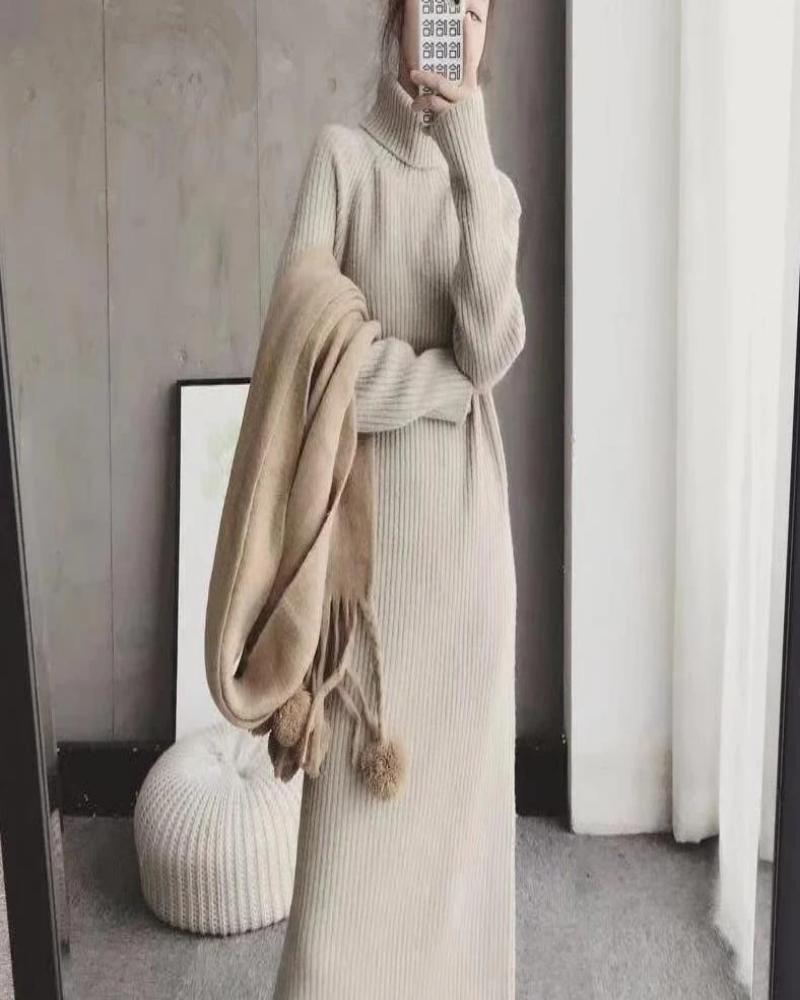 Adrienne Sweater Dress