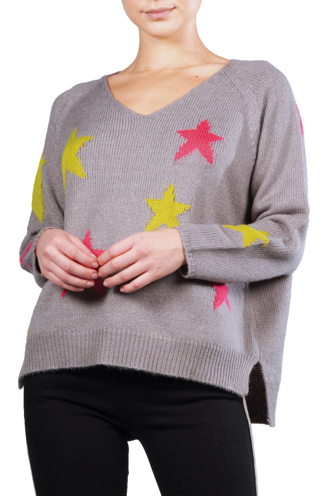 Elan Star Sweater