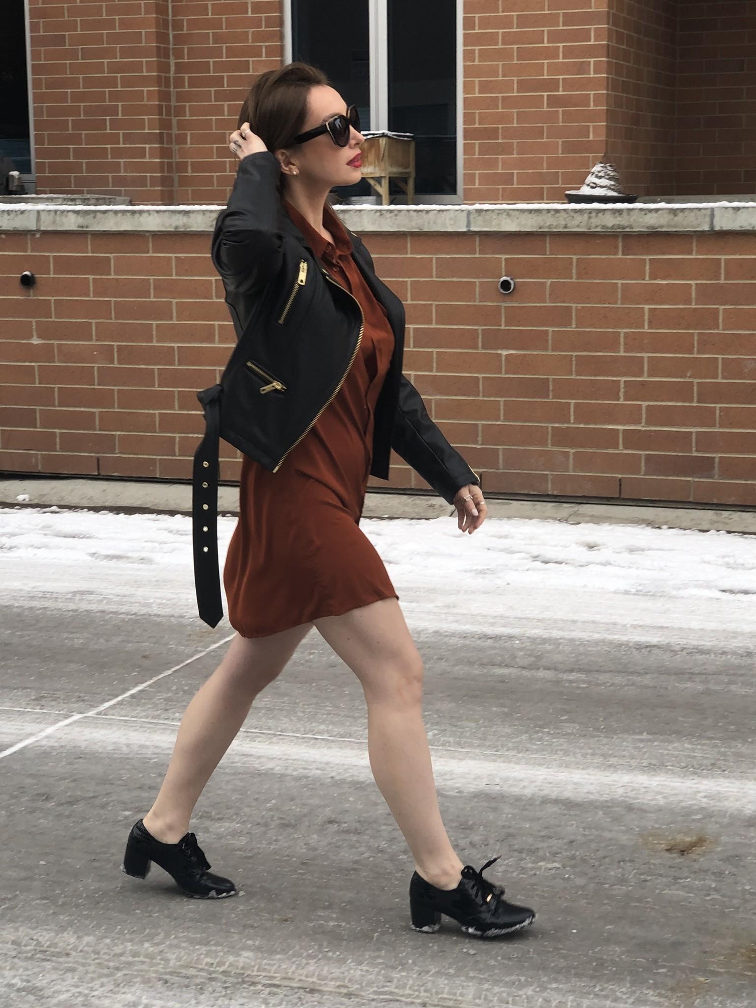 Elan Button Down Midi Dress