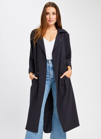 Gentlefawn Strauss Trench Coat